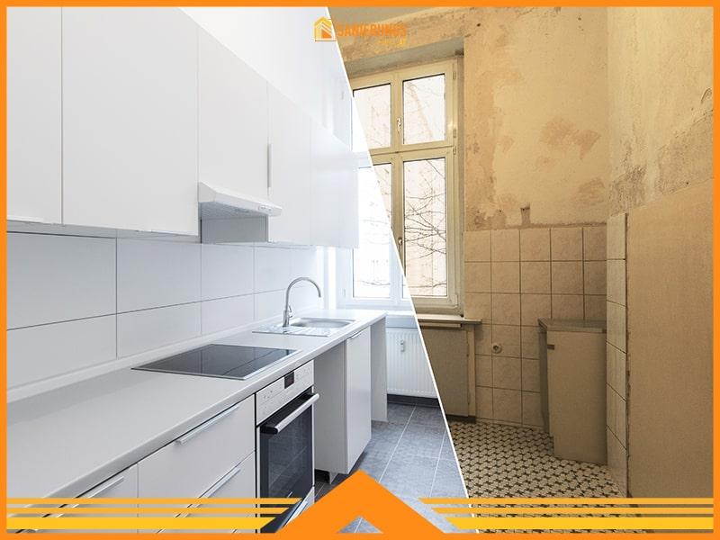Wohnungssanierung Wien