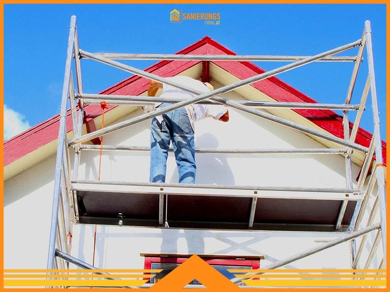 Fassadensanierung Wien von den Profis