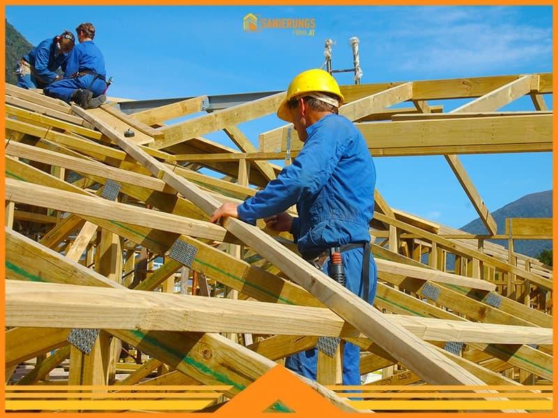 Mit einem Dachausbau Wien neuen Wohnraum schaffen